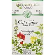 Celebration Herbals Corteza interior de garra de gato