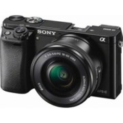 Aparat Foto Mirrorless Sony Alpha A6000 SEL 16-50mm Negru