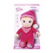 Baby Born-Bebelus Roz De Plus. Nu necesita baterii