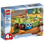 LEGO Kocke Disney Toy Story 4 - Priča o igračkama - Vudi i RC 10766
