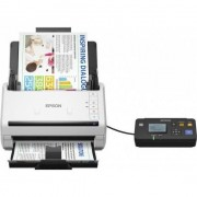 Scanner Epson DS-530N, dimensiune A4, tip sheetfed, 600x600dpi - B11B226401BT
