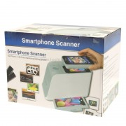 iPhotojet Smartphone photo et scanner négatif pour iPhone 5 / iPhone 4 et 4S / Samsung Galaxy S II / Galaxy SIII (blanc)
