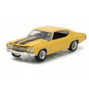1970 Chevy COPO Chevelle - COPO Daytona Yellow Solid Pack - Mecum Auctions Collector Cars Series 1 1 64