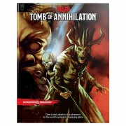 Wizards of the Coast Dungeons & Dragons RPG Adventure Tomb of Annihilation english