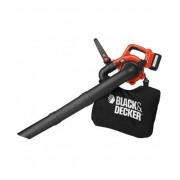 Black & Decker Aspirador soplador triturador Black & Decker GWC3600L20 – 36 V 2.0 Ah sistema doble tubo