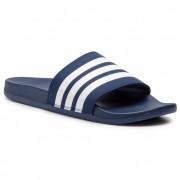 ADIDAS - obuv SW ADILETTE COMFORT navy blue Velikost: 7