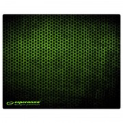 Mouse pad gaming, 30 x 24 cm, Verde