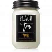 Milkhouse Candle Co. Farmhouse Peach Tea vonná svíčka 368 g