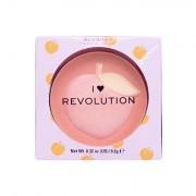 Makeup Revolution London I Heart Revolution Fruity Blusher blush 9,2 g tonalità Peach donna