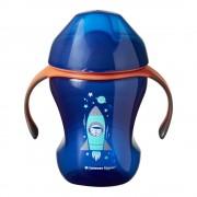 Cana Easy Drink ONL Tommee Tippee 230 ml 7 luni+ albastru