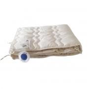 EUROPE & NATURE Bettdecke aus Bio-Baumwolle - Ganzjahreszeit