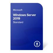 Microsoft Windows Server 2019 Standard (2 cores), 9EM-00653 elektronikus tanúsítvány