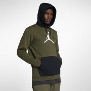 Jordan Jumpman Air Pullover-Hoodie aus Fleece für Herren - Grün