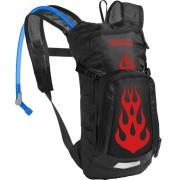 Camelbak Mini M.U.L.E. Ryggsäck Barn 1,5l svart 2019 Ryggsäckar med vätskesystem