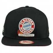 Boné New Era Bayern Munique Basketball
