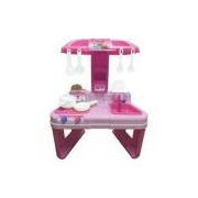 Cozinha Infantil Princesa Disney Com Fogão E Pia 18310 - Xalingo