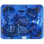 Spatec spas Outdoor Whirlpools - SPAtec 500 blau