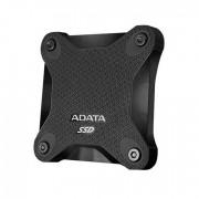 Adata SD600Q 240GB USB 3 External SSD Black
