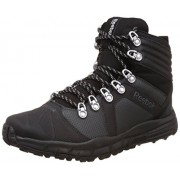 Reebok Men's Outdoor Voyager Mid Black And Grey Running Shoes - 6 UK/India (39 EU)(7 US)