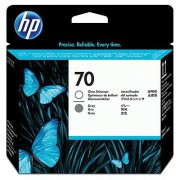 HP 70 Gloss Enhancer and Gray Printhead (C9410A)