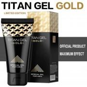 Titan Gel GOLD EDITION, pentru barbati