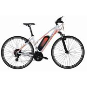 Bicicleta electrica Devron 28162 L argintiu 28 inch