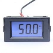 Merač frekvencie striedavého napätia 10-200 Hz