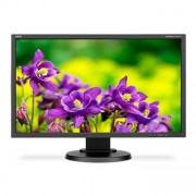 """NEC MultiSync E243WMi 23.8"""""""" Full HD IPS Negro pantalla para PC"""