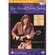 The Robben Ford Clinic: The Art of Blues Solos [DVD] [2009]