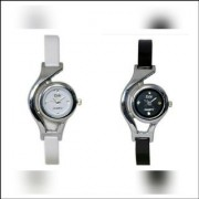 Super WATCHS Combo of 2 Stylish Analog Watches For Women by Esle