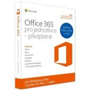 Microsoft Office 365 pro jednotlivce CZ, předplatné na 1 rok (QQ2-00064)