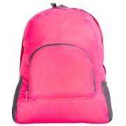 Jysk Partivarer Vattentät pink ryggsäck - 15 liter - Kan vikas ihop