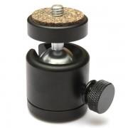 Meco 360 Swivel Mini Ball Head 1/4 Inch Mount For DSLR Tripod Ballhead