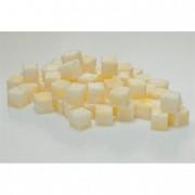 Viasz kocka illatos 3x3x3cm kókusz (8db/csom)