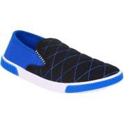 Armado Mens/Boys-460 Black Casual Loafers Shoes.