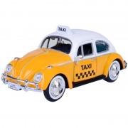 Motormax Modelauto Volkswagen Kever taxi 1:24