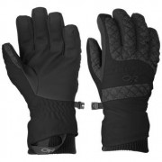 Outdoor Research Women's Riot Gloves-black-M - Gr. M