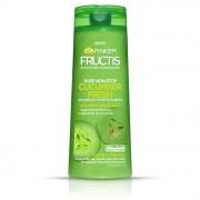 Garnier fructis shampoo per capelli grassi fortificante e purificante 250 ml