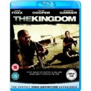 The Kingdom Blu-ray