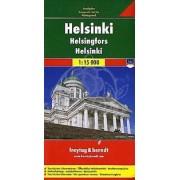 Plattegrond Helsinki | Freytag & Berndt