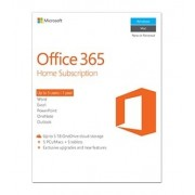 Microsoft Office 365 Home English EuroZone Subscr 1YR Medialess P2