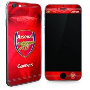 Club Licensed Arsenal iPhone 6 Sticker - een Maat