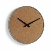 Kave Home Reloj de pared Knack