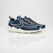 Nike Air Zoom Spiridon Se Obsidian/Sail/Blue Nebula/Dark Grey