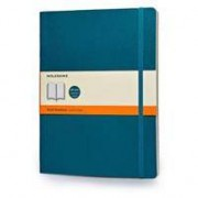 Moleskine Classic Extra Large Ruled Notebook: Underwater Blue
