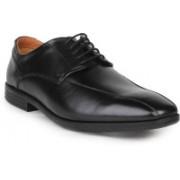 Clarks Glenrise Over Black Leather lace up For Men