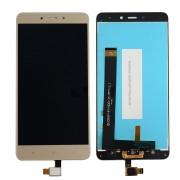 Display LCD touch Xiaomi Redmi Note 4 Dourado