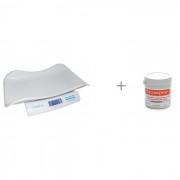Momert Детские весы Momert 6475 с гипоаллергенным кремом Судокрем 125 г