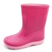 Beck Girls Stivaletti in gomma PVC - BASIC pink - rosa / pink - Gr.24