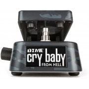 Dunlop DB01B Dime Cry Baby From Hell Black